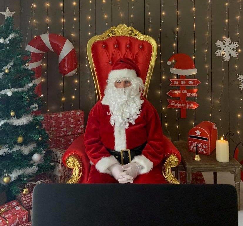 Cadeau Visio de Noël